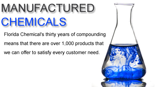 Manufactured Chemicals